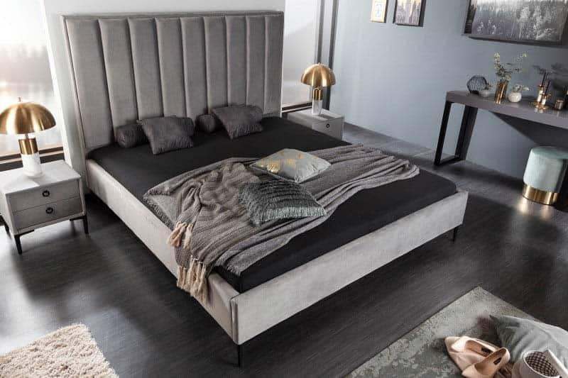 Ak máte radi moderný štýl, táto manželská posteľ do vášho interiéru určite zapadne. Zdroj: iKuchyne.sk