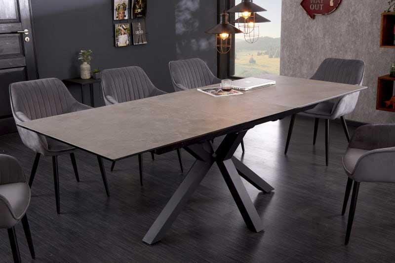 Aj takýto klenot si zaslúži vaša jedáleň v modernom štýle. Zdroj: iKuchyne.sk