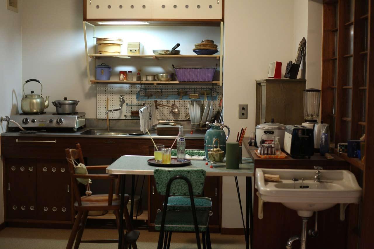 Kuchynské spotrebiče v retro štýle majú svoje čaro, ktorému málokto odolá. Zdroj: Pixabay.com
