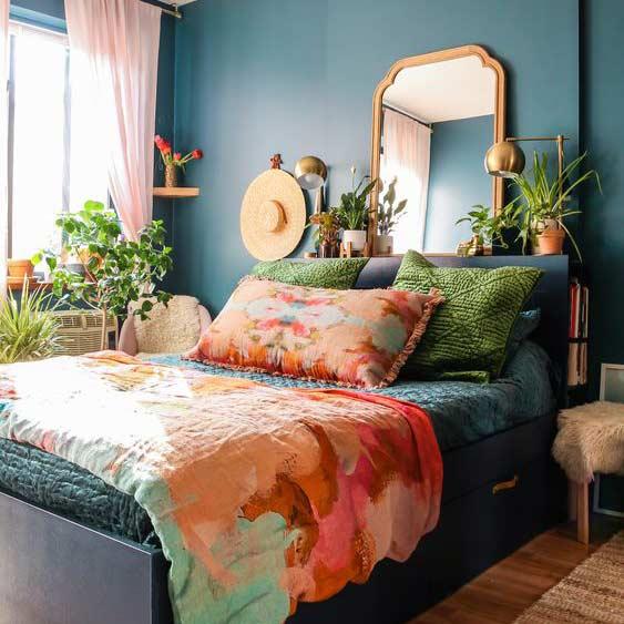 3 rôzne štýly pre vašu spálňu: Zariaďte si ju podľa vášho gusta! Zdroj: Pinterest.com