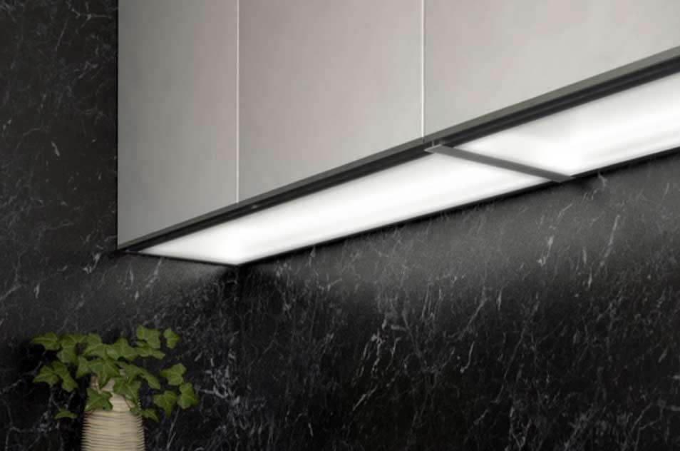 Takto osvetlená kuchyňa získa na príťažlivosti. Zdroj: iKuchyne.sk