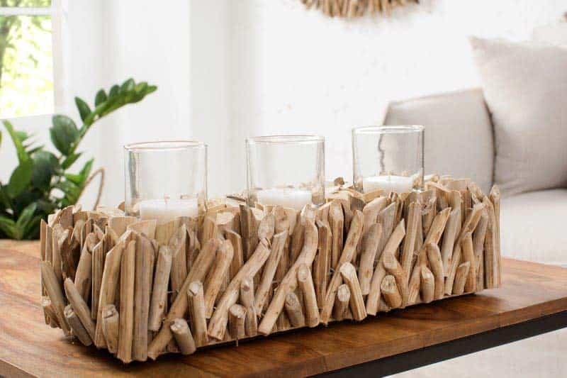 Plamienok sviečok, čo viac si želať pre bezstarostné chvíle? Zdroj: iKuchyne.sk