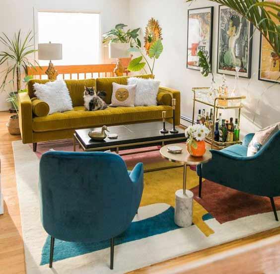 Spoznajte dizajnové série nábytku, ktoré môžu dominovať aj u vás doma. Zdroj: Pinterest.com