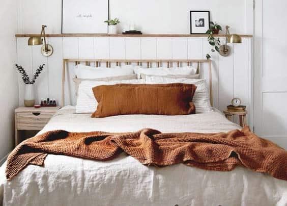 5 výhod, prečo je manželská posteľ vhodná, aj keď ste SINGLE. Zdroj: Pinterest.com