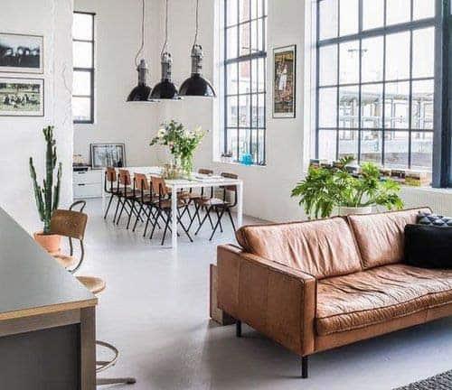 6 tipov na industriálne doplnky pre milovníkov tohto moderného štýlu. Zdroj: Pinterest.com