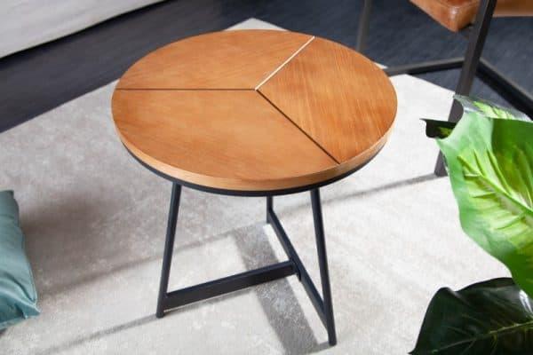 Konferenčný stolík Oak Elegance 45cm dub