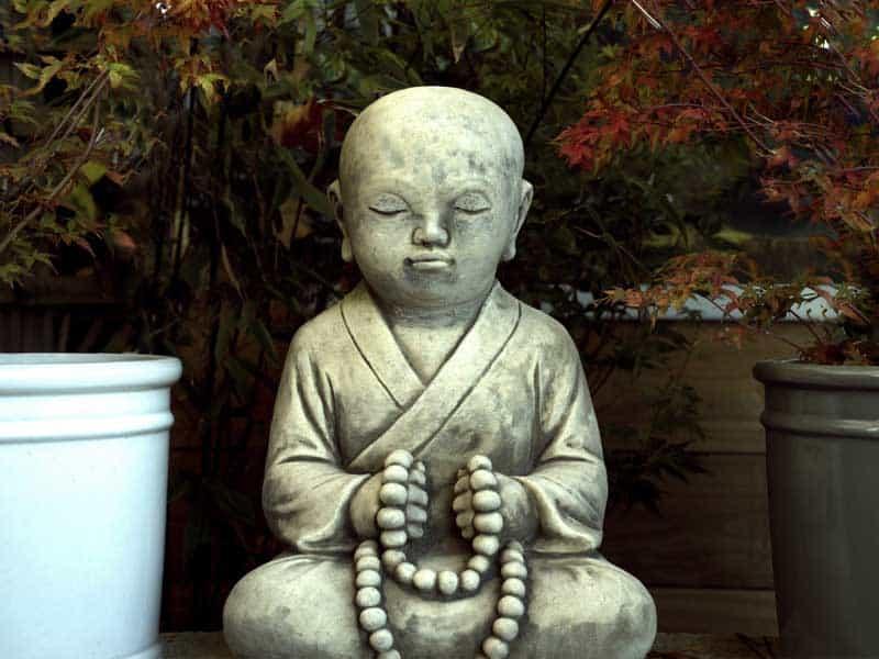Buddha je jedným zo symbolov, ktoré sa používajú vo Feng shui. Zdroj: Pexels.com