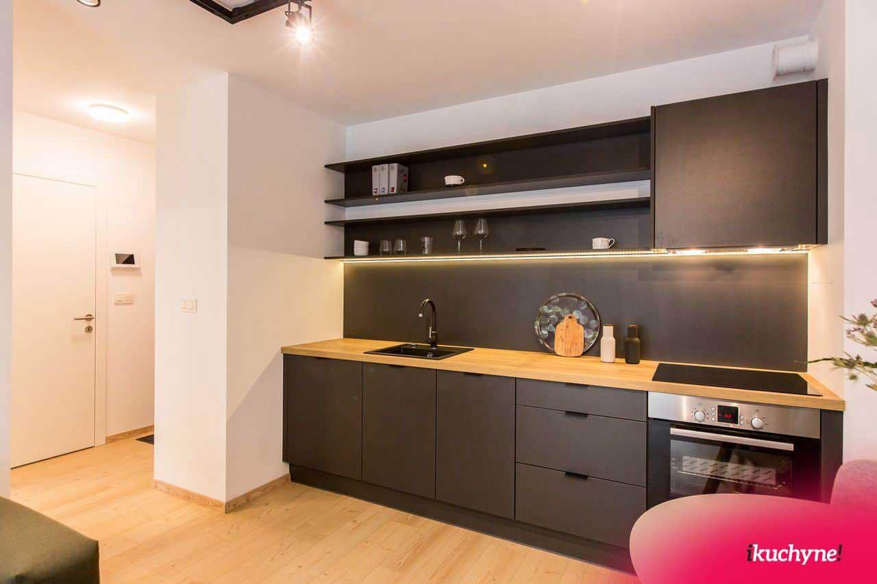 Nová kuchyňa a jej tvar záleží do veľkej miery od priestorových možností. Zdroj: iKuchyne.sk