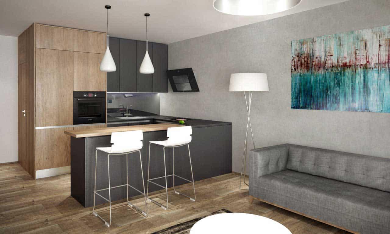 Pri dizajnovaní kuchyne je dobré poradiť sa s odborníkom. Zdroj: iKuchyne.sk
