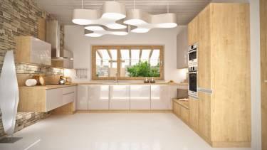 povrchy v kuchyni