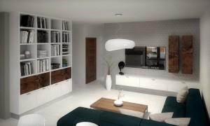 Nábytok v kuchyni