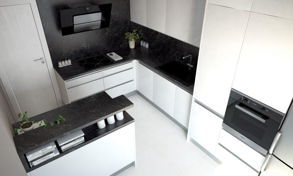 Kuchyne s ostrovčekom 01