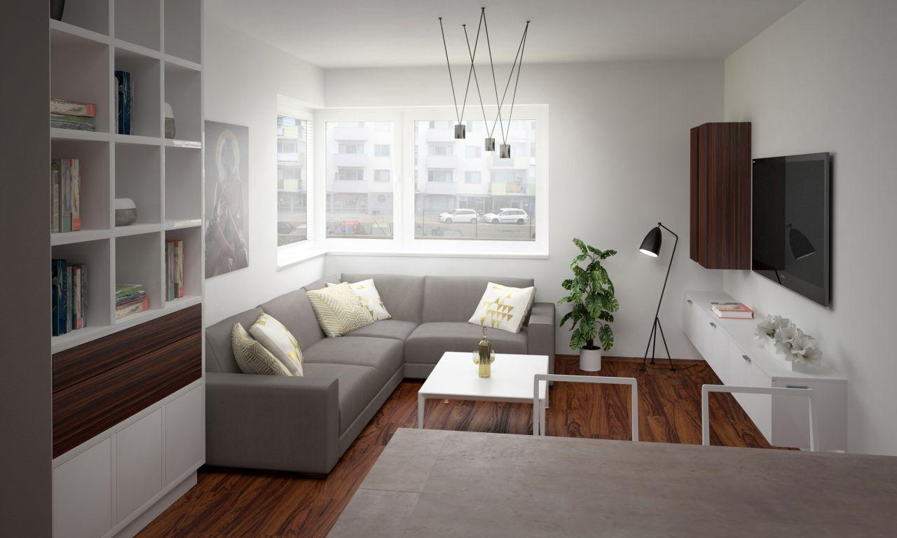 Kuchyňa s obývačkou 04