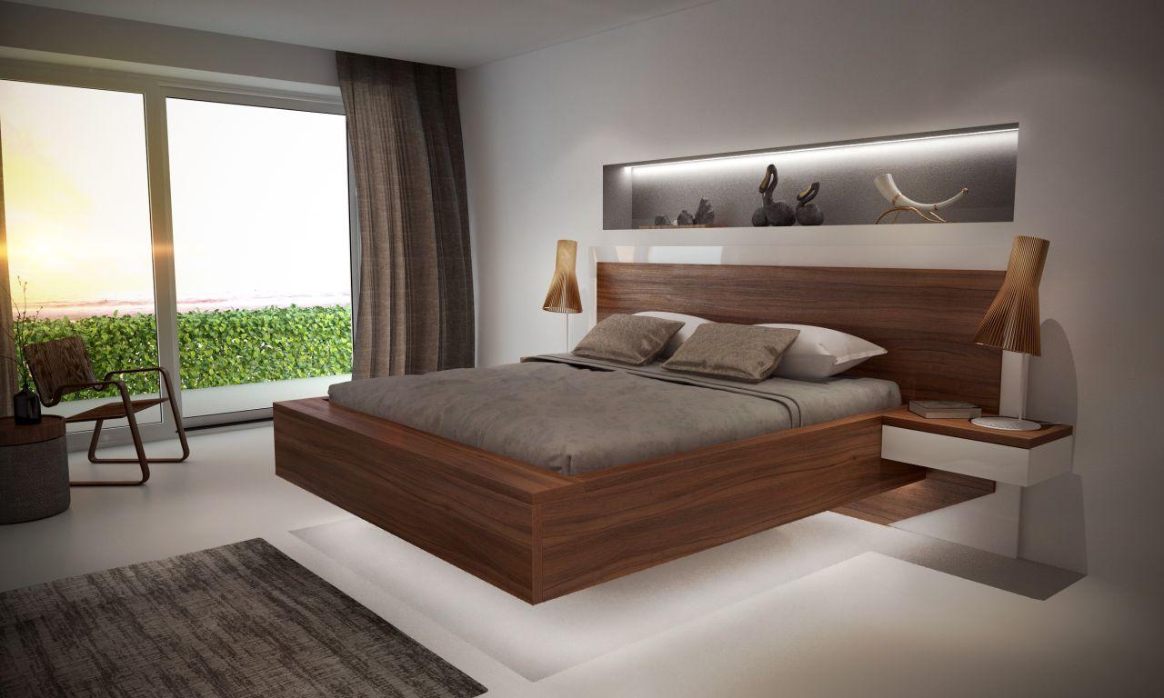 Manželská posteľ 01