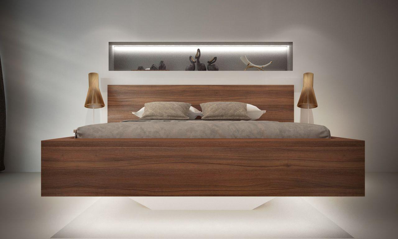 Manželská posteľ 03