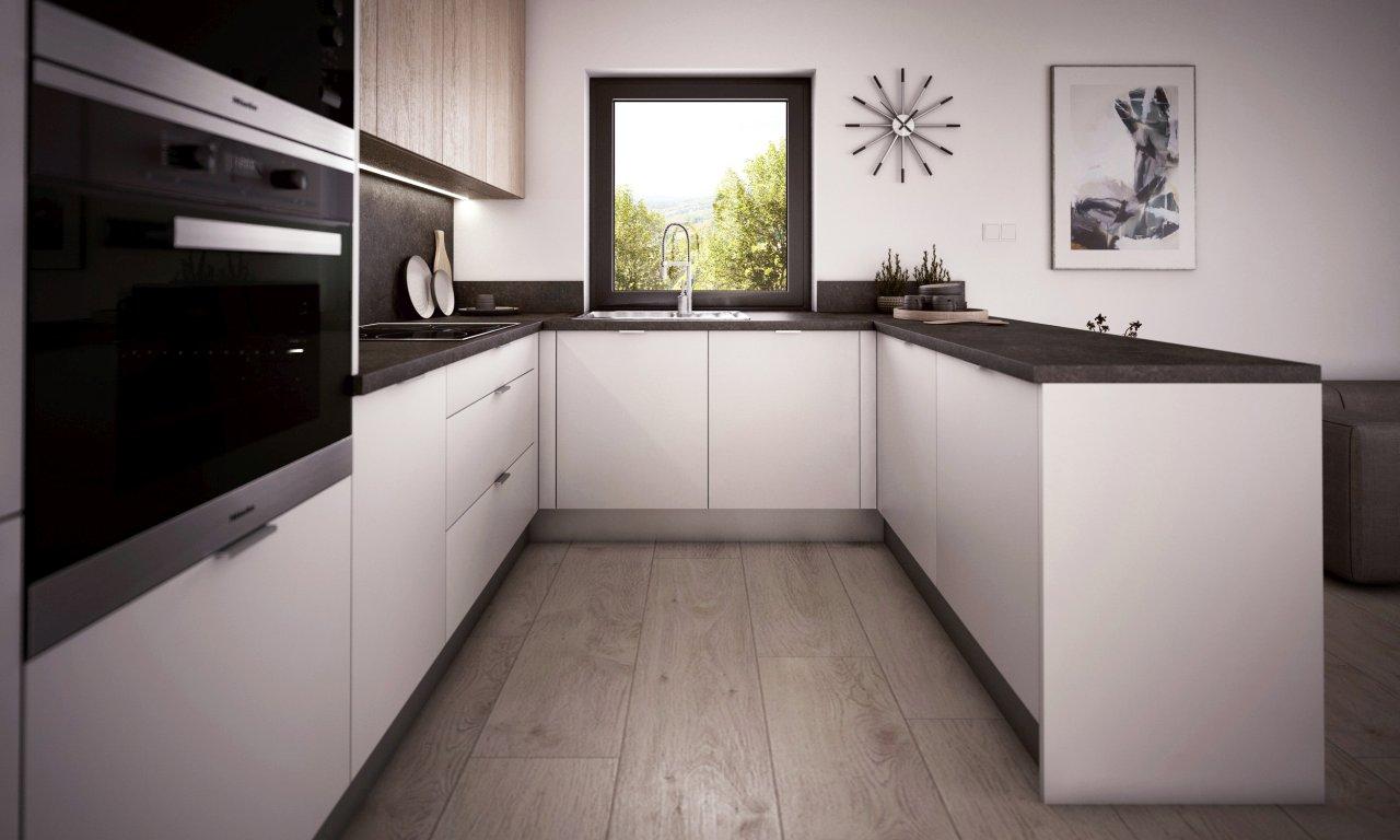 Rohová kuchyňa 03