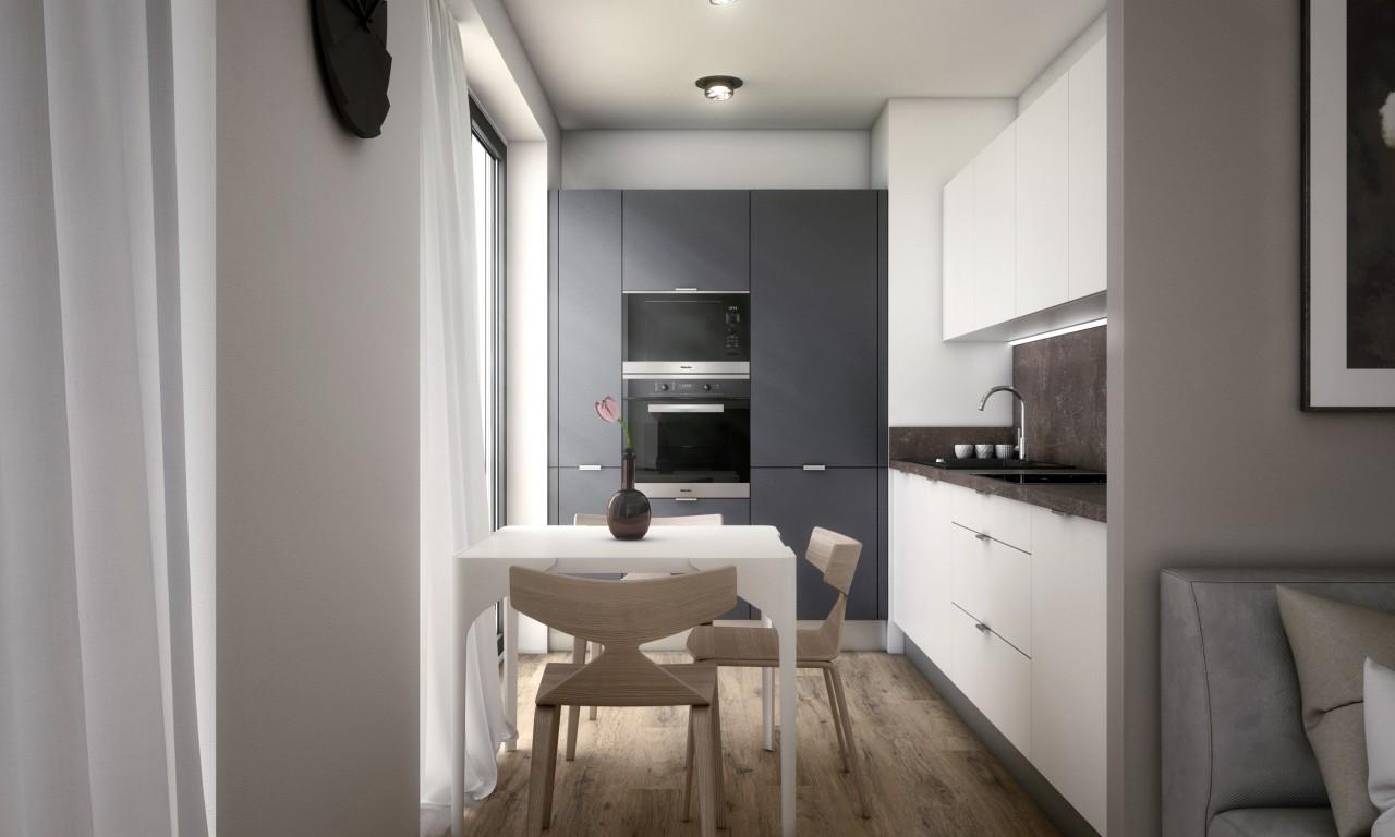 Urban Residence - byt AX01
