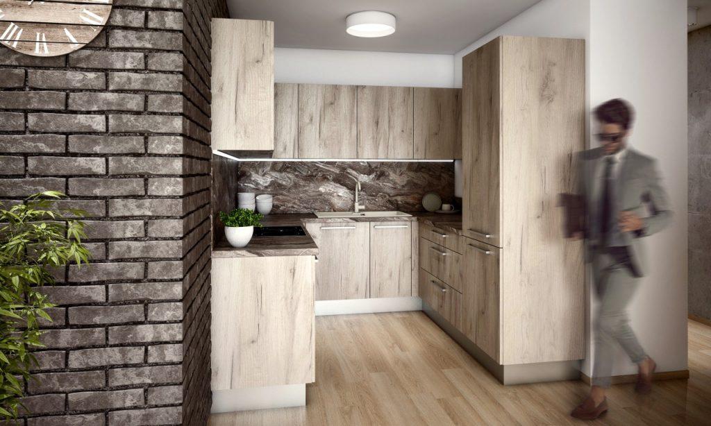 Urban Residence - byt EX01