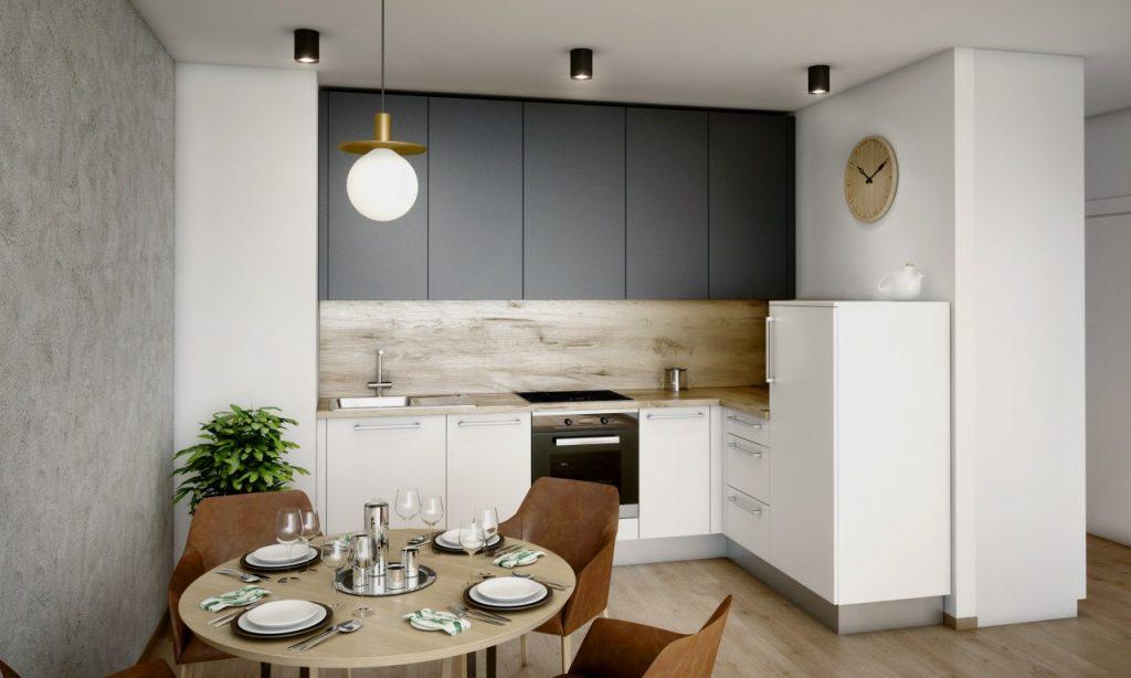Urban Residence - byt č. Ax04