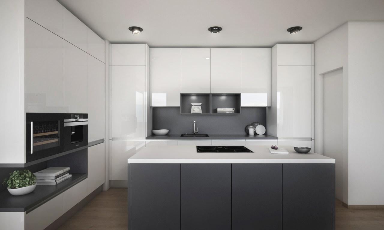 Malé Krasňany 4-izbový byt - riešenie Individual - 01