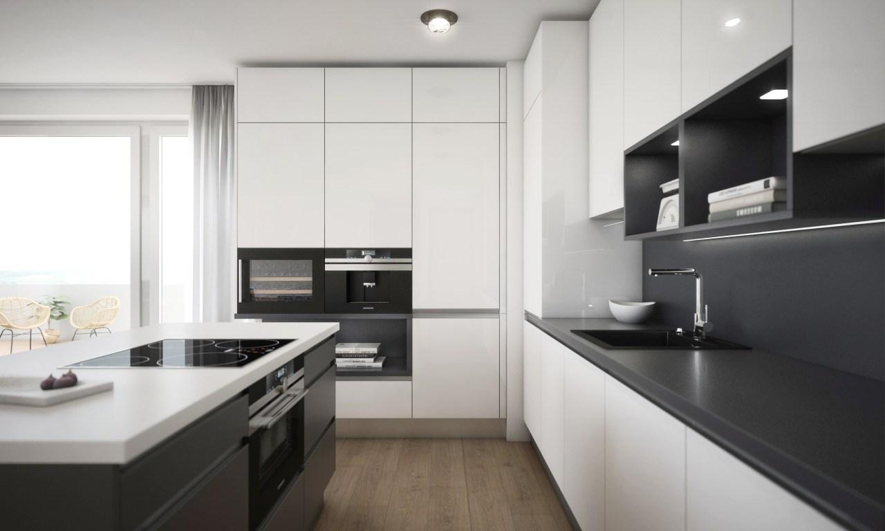 Malé Krasňany 4-izbový byt - riešenie Individual - 02