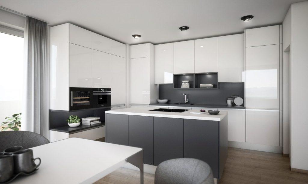Malé Krasňany 4-izbový byt - riešenie Individual - 03