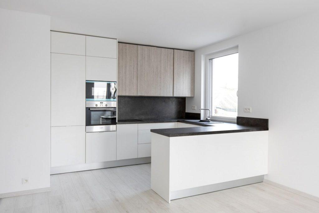 Malé Krasňany BD1 - realizácia kuchyne