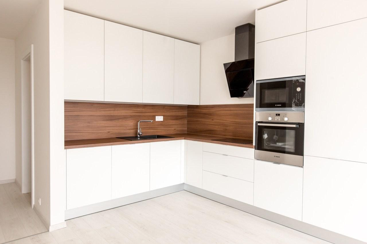 Malé Krasňany BD3 - realizácia kuchyne