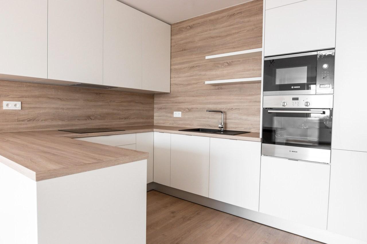 Malé Krasňany BD5 - realizácia kuchyne