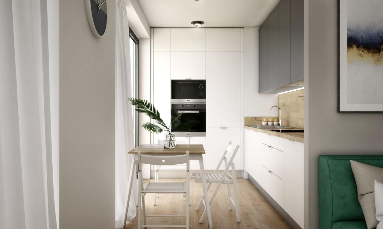 Urban Residence - byt č. Ax01