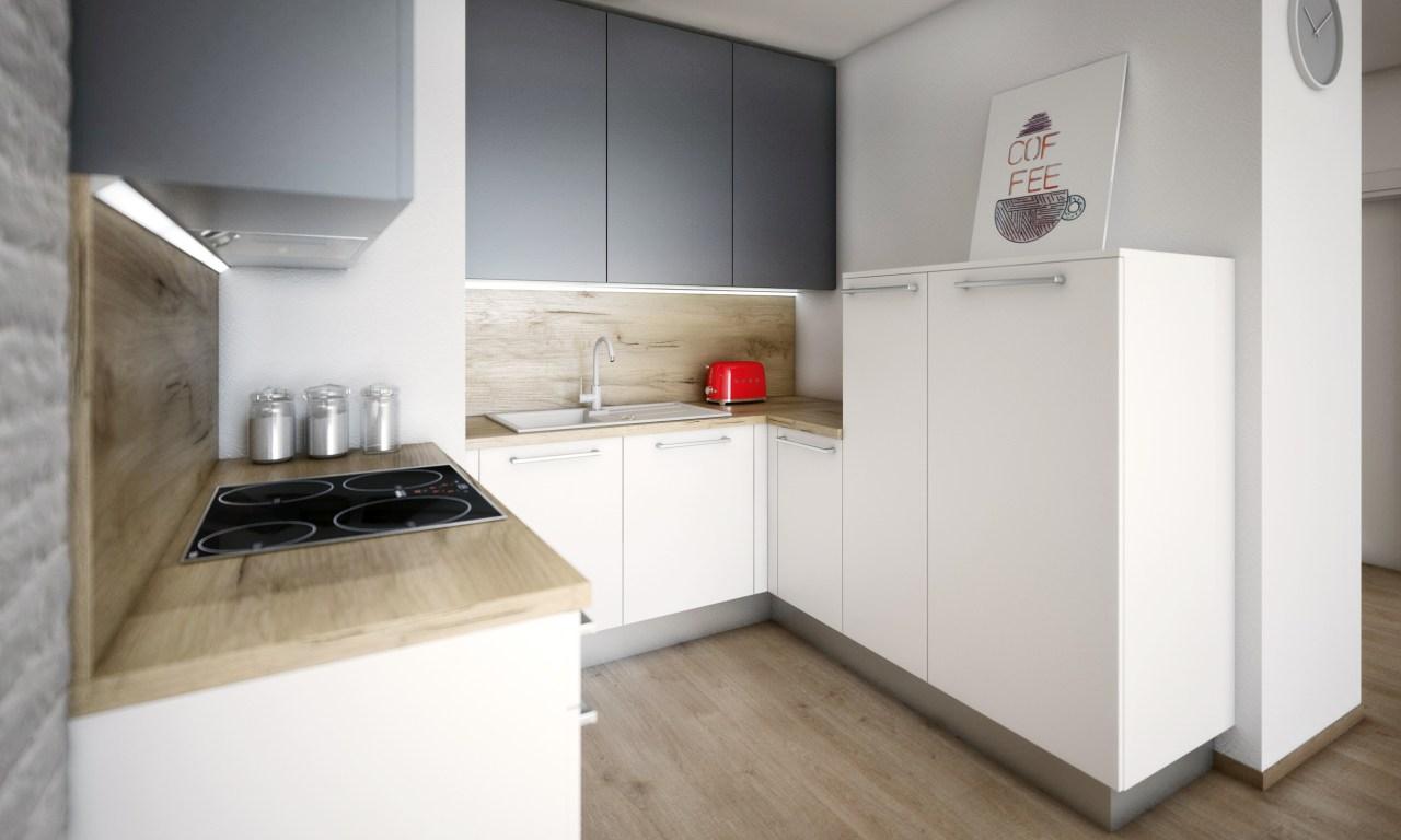 Urban Residence - byt č. Ax06
