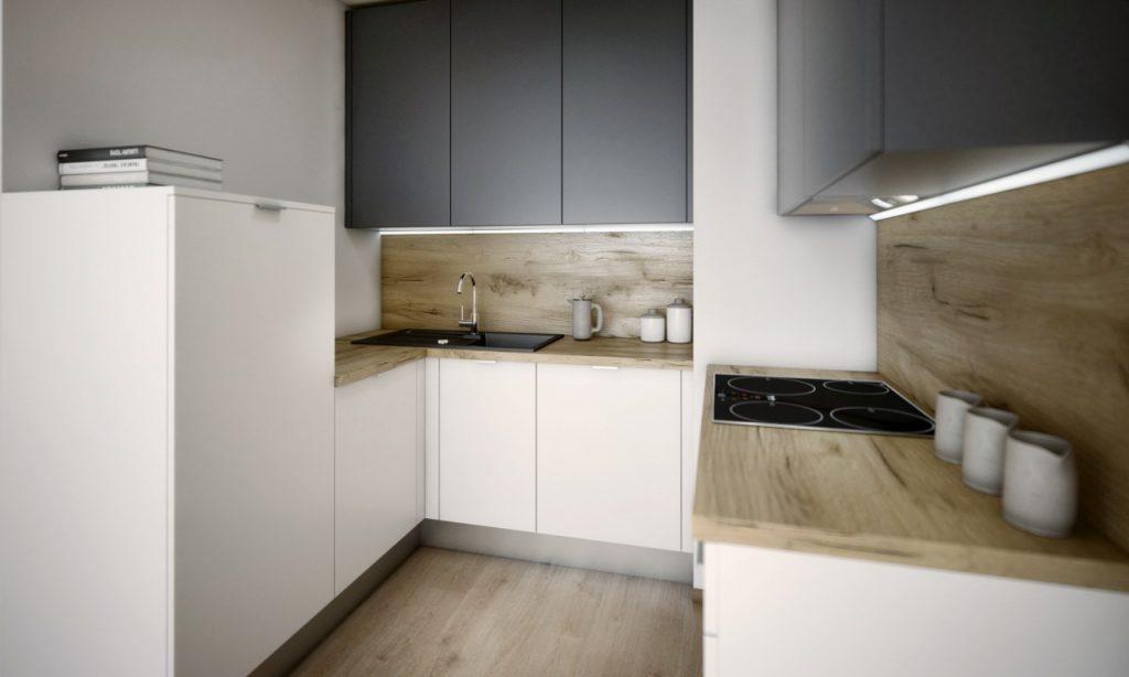 Urban Residence - byt č. Ax07