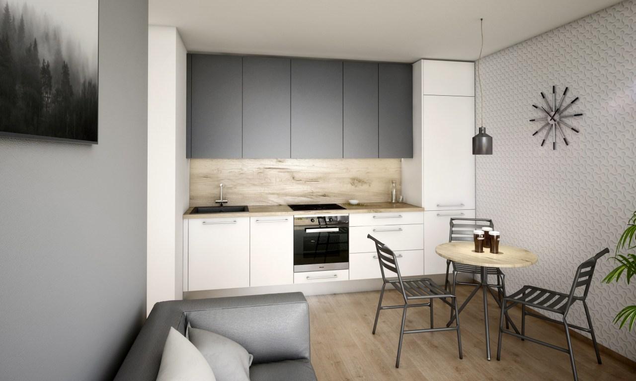 Urban Residence - byt č. Ax08
