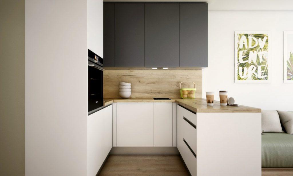 Urban Residence - byt č. Bx06