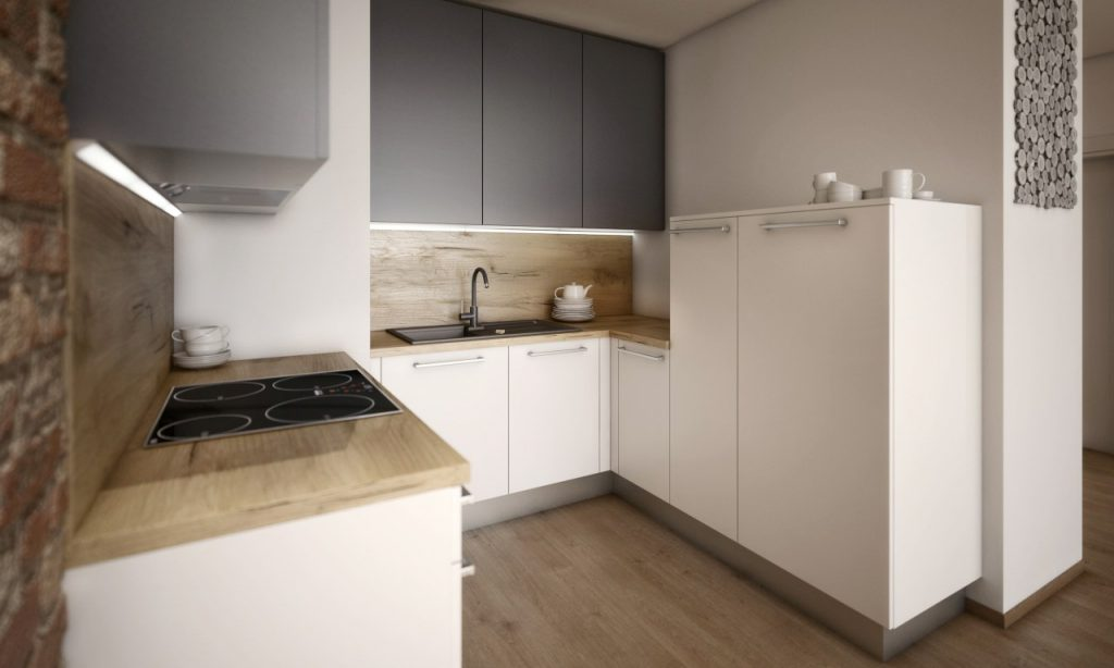 Urban Residence - byt č. Bx08