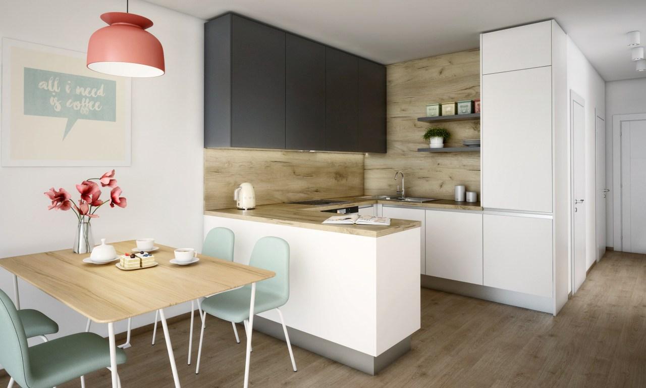 Urban Residence - byt č. Cx02