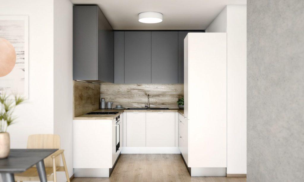 Urban Residence - byt č. Ex01