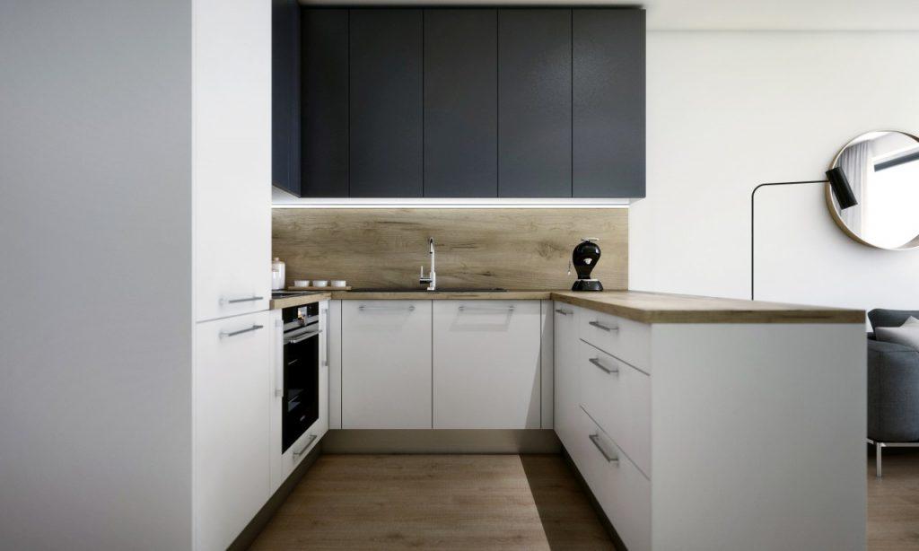 Urban Residence - byt č. Ex09
