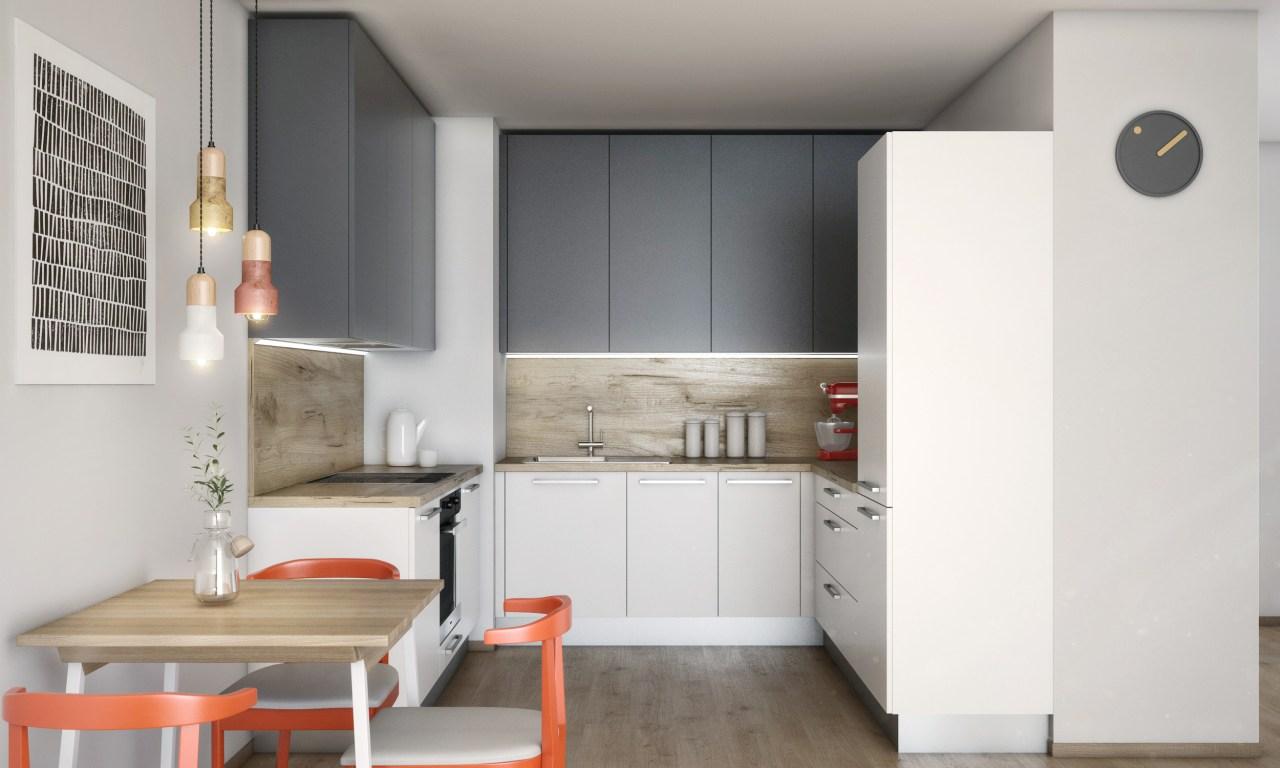 Urban Residence - byt č. Ex110