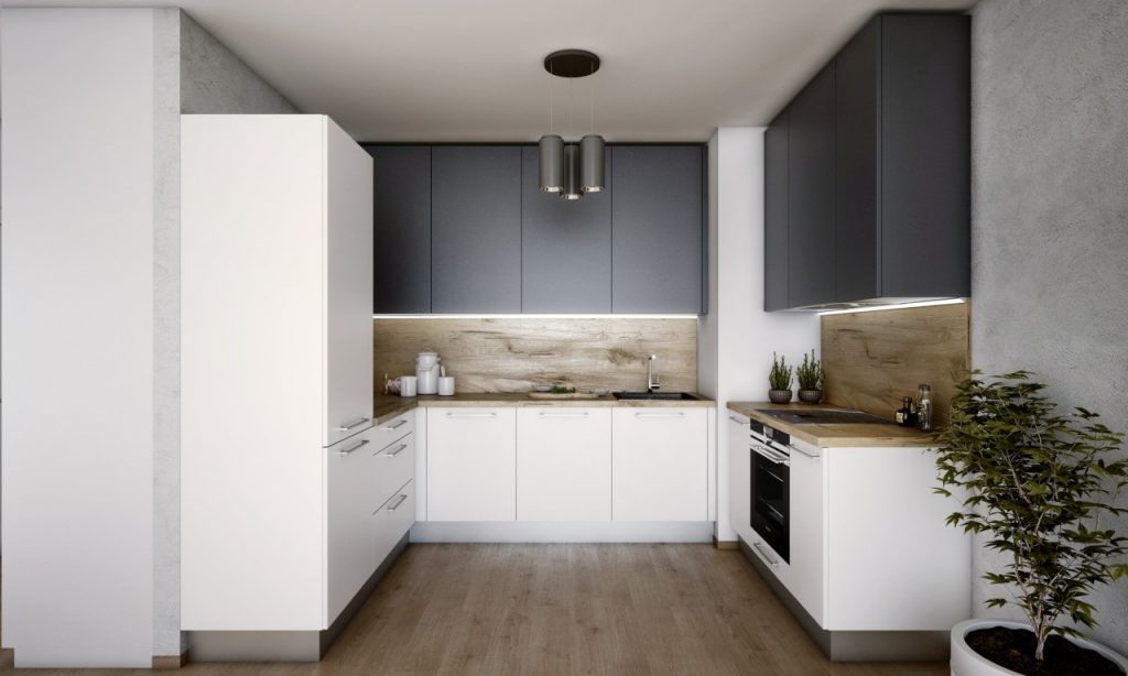 Urban Residence - byt č. Fx06