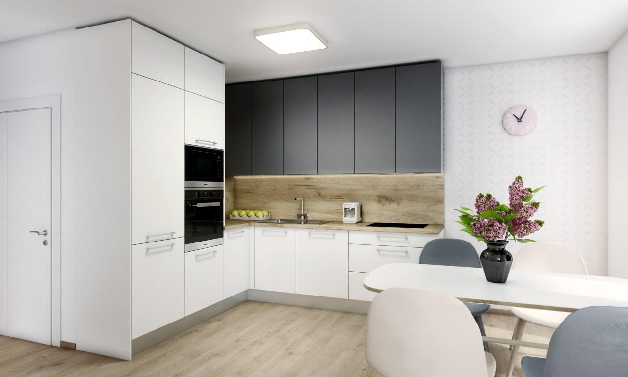 Urban Residence - byt č. Fx08