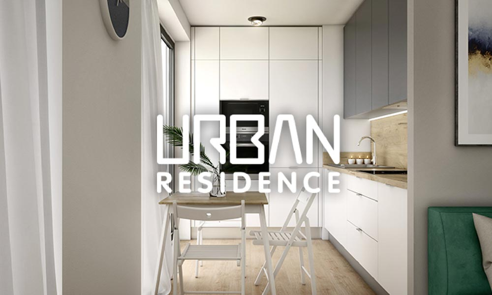 kuchyne Urban Residence