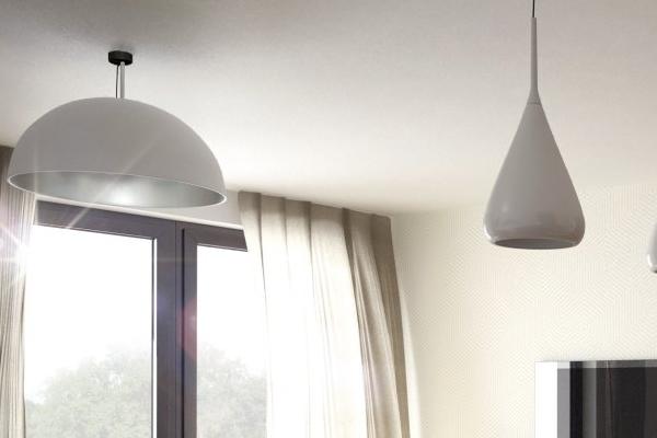 Osvetlenie v modernej kuchyni