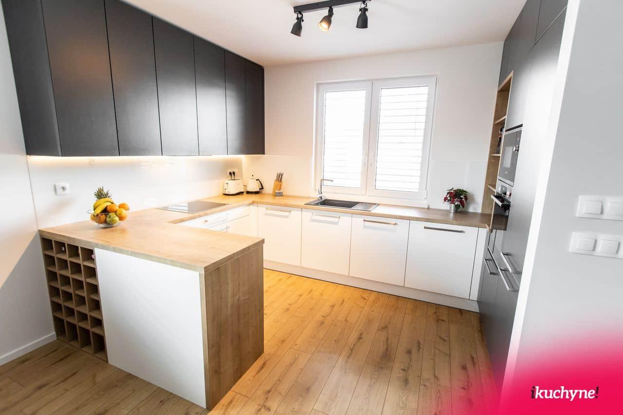 realizácia kuchyne a interiéru