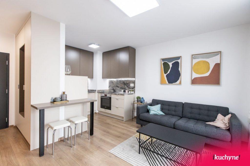 kuchyňa s obývačkou Urban Residence