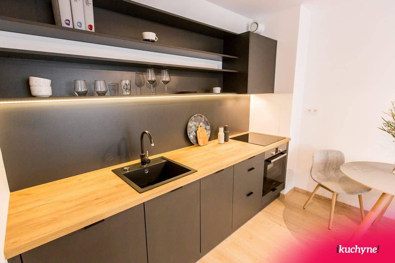 matná kuchyňa